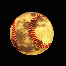 Bill Cannon - Baseball Moon