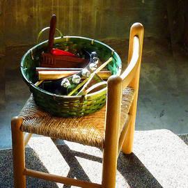 Susan Savad - Basket of Toy Instruments