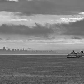 Maik Tondeur - BC Ferry To VanCity