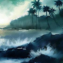 Kiran Kumar - Beach