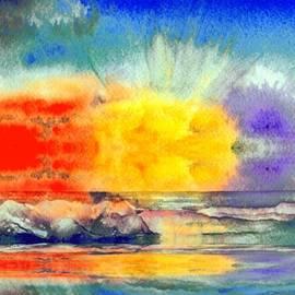 Brenda Owen - Beach Sunset
