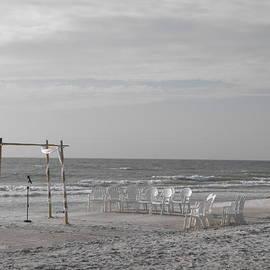 Elizabeth Weaver - Beach Wedding