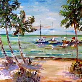 Delilah  Smith - Beaches and Boats