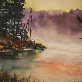 Madelaine Alter - Beaver Pond Hiking Trail Algonquin Provincial Park