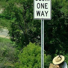 Dennis Pintoski - Begin One Way