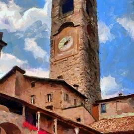 Jeff Kolker - Bergamo Bell Tower