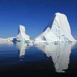 Tony Beck - Bergie Bit - Antarctica