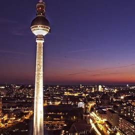Bianca Baker - Berlin TV Tower