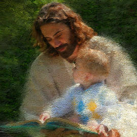 Greg Olsen - Bible Stories
