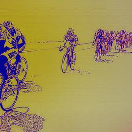 Bill Cannon - Bicycle Race