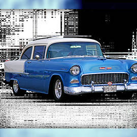 Randy Harris - Big Blue Chevy