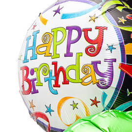 Tom Gowanlock - Birthday balloons