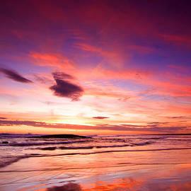 Paul Svensen - Birubi Point Sunset