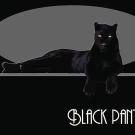 Quim Abella - Black panther