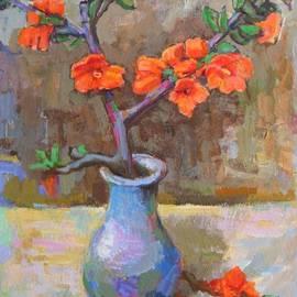 Alfons Niex - Blooming Tree.