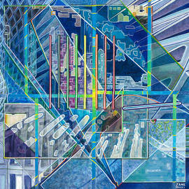 Jane Bucci - Blue City Day