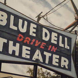 James Guentner - Blue Dell Drive In Theater
