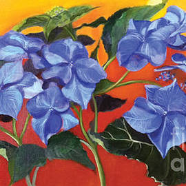 Bertica Garcia-Dubus - Blue Lace