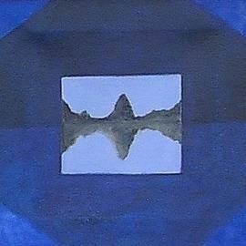 Victoria Sheridan - Blue lake