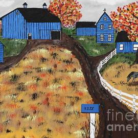 Jeffrey Koss - Blue Mountain Farm