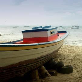 Philip Sweeck - Boat on Beach