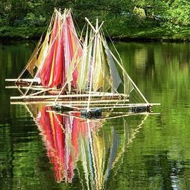 Manuela Constantin - Boats landscape