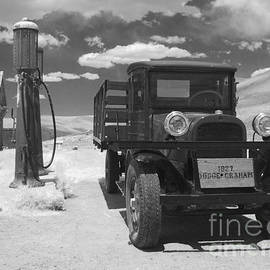Christine Till - Bodie California - A Trip Back In Time