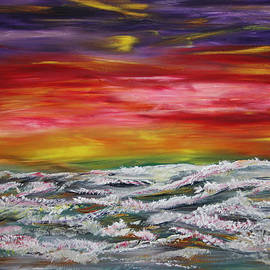James Bryron Love - Boiling Sea