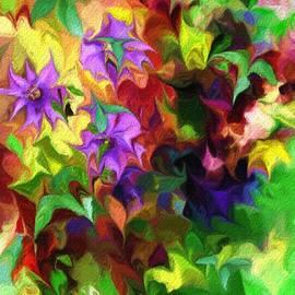 David Lane - Botanical Fantasy 101512