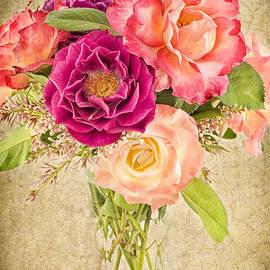 Cheryl Davis - Bouquet Of Spring Roses