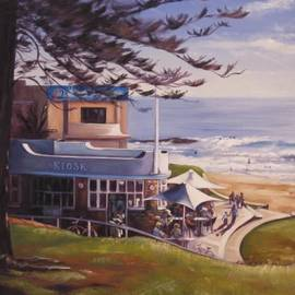 Kathy  Karas - Breakfast At The Beach