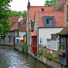 David Freuthal - Brugge canal
