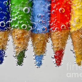 Tracy  Hall - Bubble Pencils