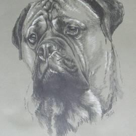 Barbara Keith - Bull Mastiff