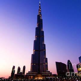 Fabrizio Troiani - Burj Khalifa