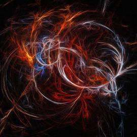 Nafets Nuarb - Burning Spiral