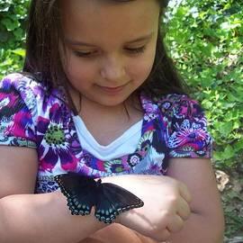 Nicole Fox - Butterfly Girl