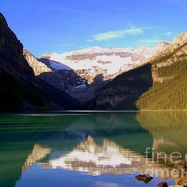 Karen Wiles - Butterfly Phenomenon at Lake Louise