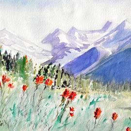 Susan  Clark - California Mountains