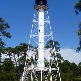 Carla Parris - Cape San Blas Lighthouse