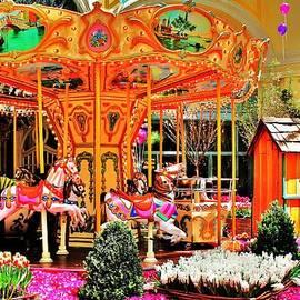 Benjamin Yeager - Carousel