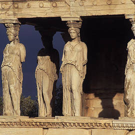 Cliff Wassmann - Caryatides at the Acropolis