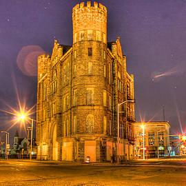 Nicholas  Grunas - Cass Castle Detroit MI