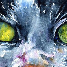 John D Benson - Cats Eyes 19