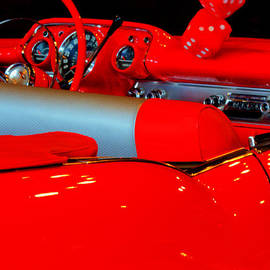 Bob Christopher - Chevrolet Beauty In Red