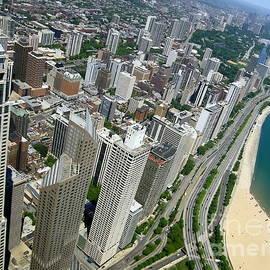 Sophie Vigneault - Chicago aerial View