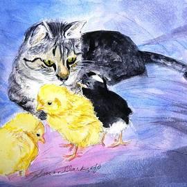 Susan  Clark - Chick Sitter