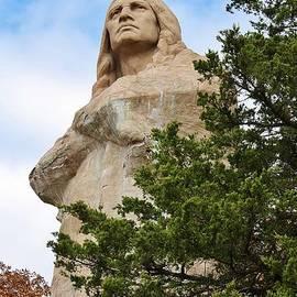 Bruce Bley - Chief Blackhawk Statue