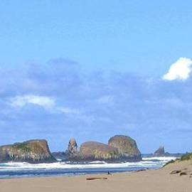 Will Borden - Chimneys Of Cannon Beach