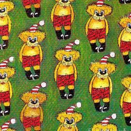 Genevieve Esson - Christmas Teddy Bears